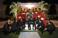Porsha Williams' bridesmaids and Kordell Stewart's groomsmen