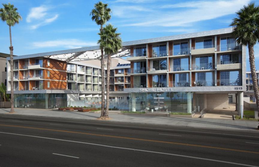 Santa Monica Eco Friendly Shore Hotel