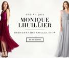 Bridesmaids dresses by Monique Lhuillier