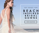 BHLDN Summer Loves wedding dress collection