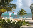 Las Terrazas Resort in Belize Wedding Ceremony