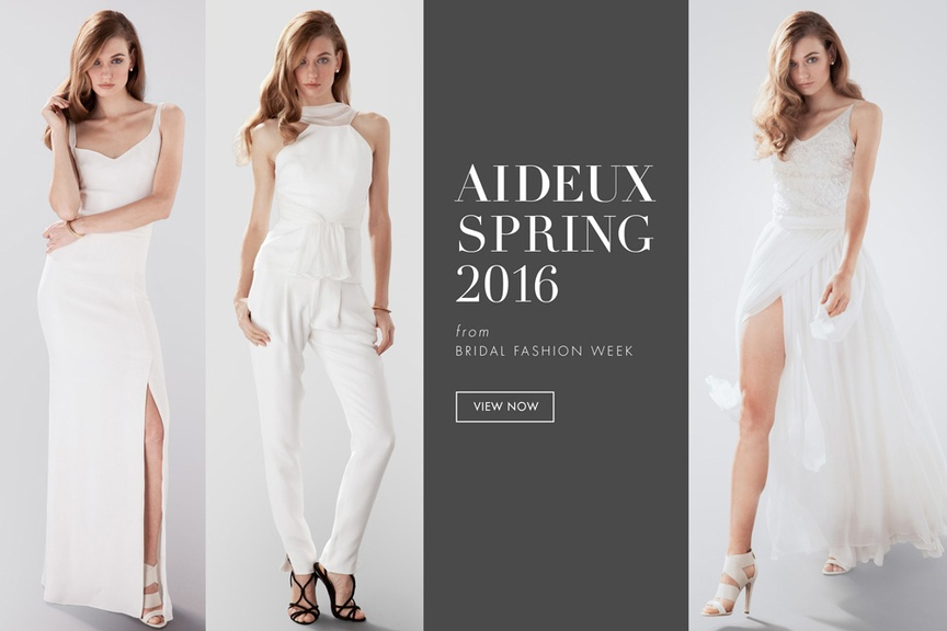Aideux spring 2016 collection