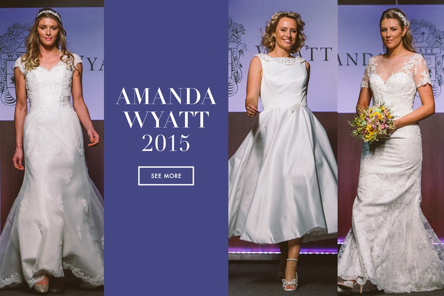 Amanda Wyatt wedding dresses