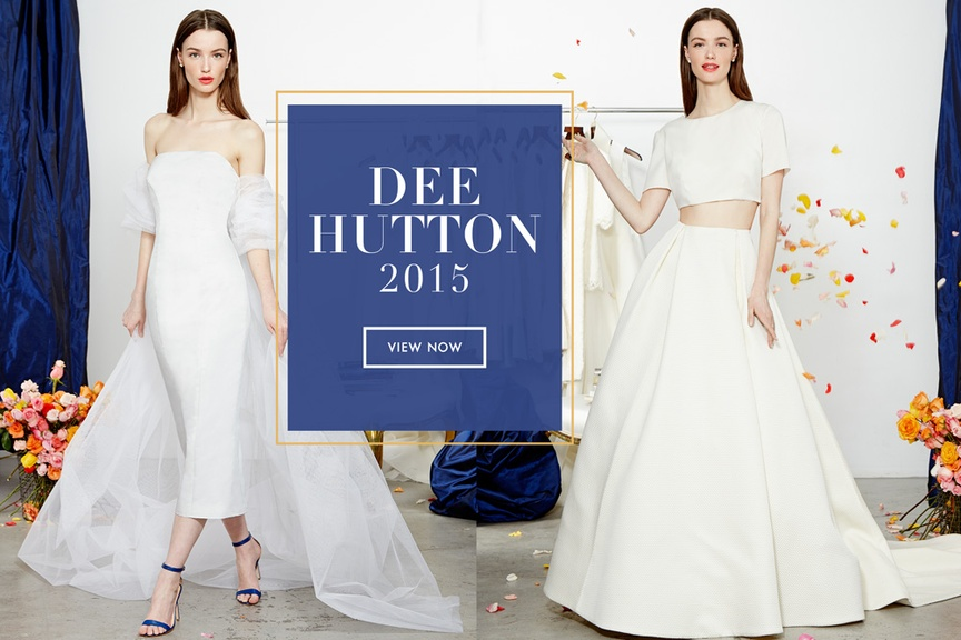 Dee Hutton 201 bridal gowns