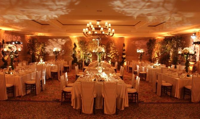indoor gardeninspired wedding at montage laguna beach