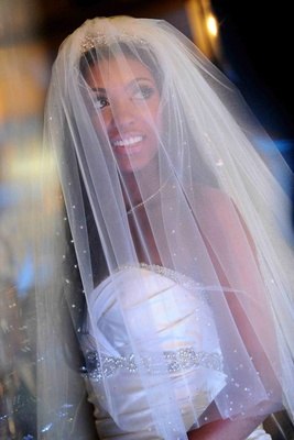 Real Housewives of Atlanta star on wedding day