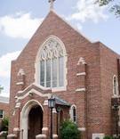 Catholic Church in Virginia for wedding ceremony
