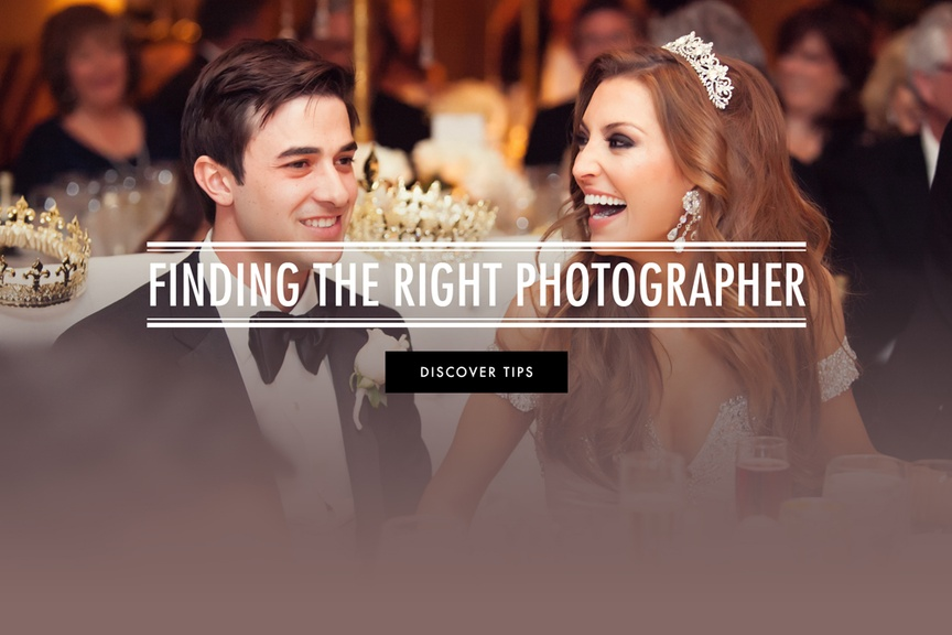 The bride and groom have a great time at their reception, and were photographed beautifully in their