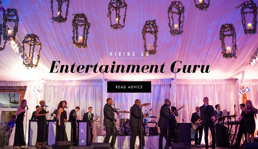 Wedding planning tips - Should I hire an entertainment company?