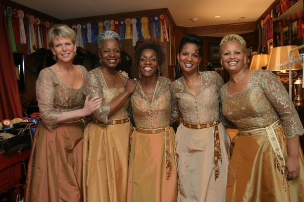bet cofounder sheila johnsons wedding inside weddings