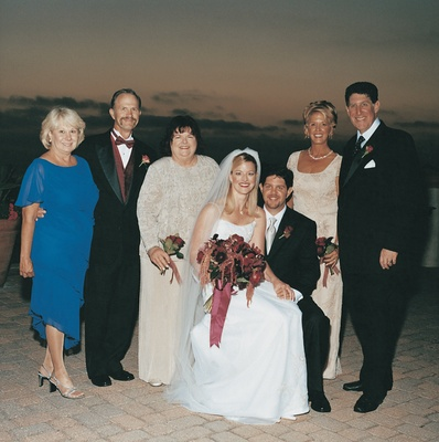 Romantic Fall Wedding In Newport Beach California Inside Weddings