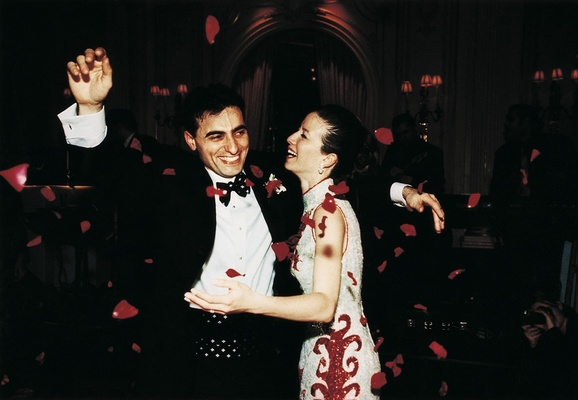 Persian Chinese Wedding Celebration In New York City