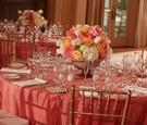 South Carolina ballroom tablescape