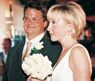 KTTV FOX 11 news anchor's wedding day
