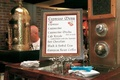 Classic coffee and espresso machine