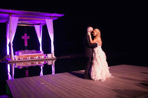 Beautiful Destination Beach Wedding In Turks Amp Caicos
