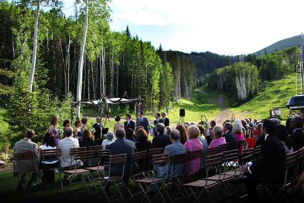 Nature-Themed Wedding at Mountain Lodge in Deer Valley ...