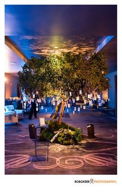Escort Card Tree