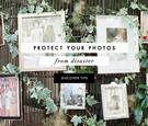 The secrets to keeping family wedding photos safe