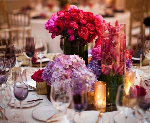 Romantic Garden Wedding In Beverly Hills California