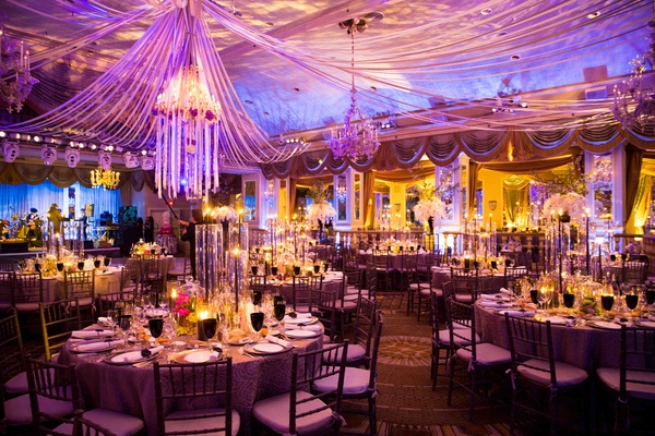 New York City Wedding Filled With Opulent D 233 Cor And