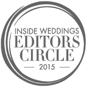 Inside Weddings Vendor Badge Preview