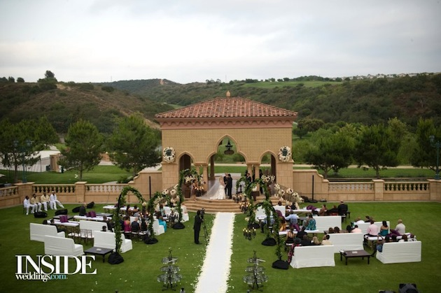 Unique Ceremony Seating Ideas For Outdoor Weddings: Ceremony Seating Ideas