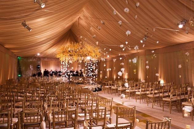 Wedding ceremony wedding decorations wedding ideas for Indoor decoration ideas