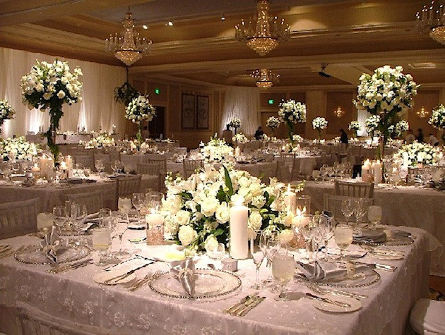 Las vegas wedding venues inside weddings for Las vegas wedding reception packages