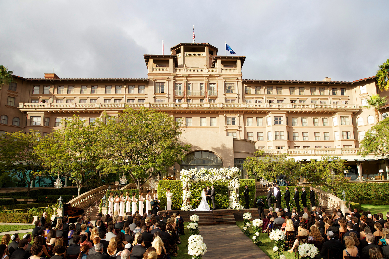 The langham huntington pasadena pasadena ca wedding venue for The huntington